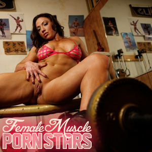 Female Muscle Pornstars - Our Porn Stars Kick Ass