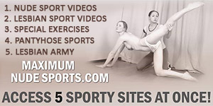 Maximum Nude Sports - Access 5 Sporty Sites at Once!