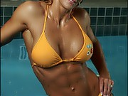 Photo gallery of fitness, bodybuilding.