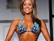 2010 NA Figure Masters 35 Plus - all women pose in...
