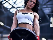 Mega muscular women of gigantic proportions.18+