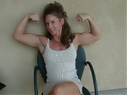 Real facts and pure fantasy about muscular women.
