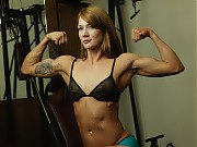 Dirty nude women bodybuilders and fitness models i...