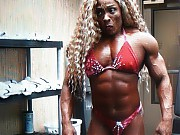 Muscle black women -  the beautiful female bodybui...